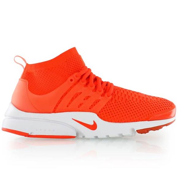 new arrival 6ab88 ecaae Nike Air Presto Ultra Flyknit Bright Mango Size7.5.  M5b7a31189539f73b833226ad